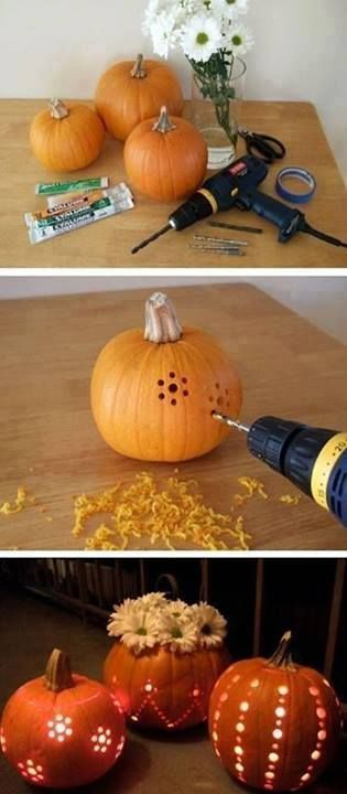 1000+ images about Halloween Pumpkins and Gourds on Pinterest.