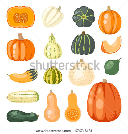 Gourds Stock Images, Royalty.