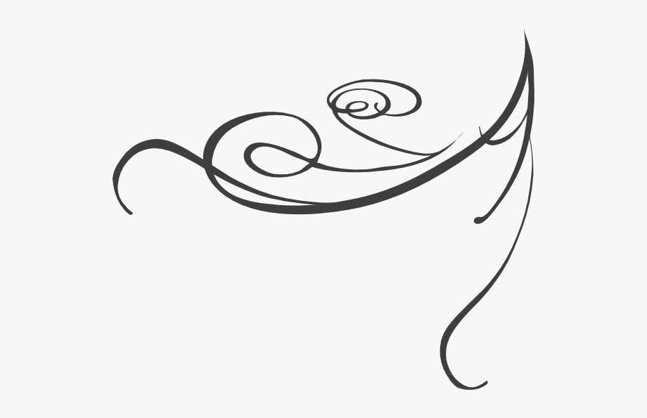 Line Decorative Swirl Clip Art At Vector Clip Art.