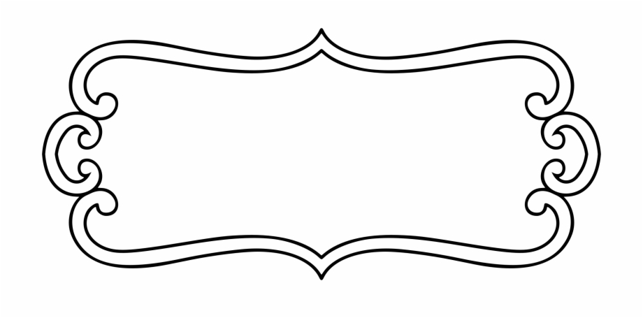 Text Box Frame Png Picture.