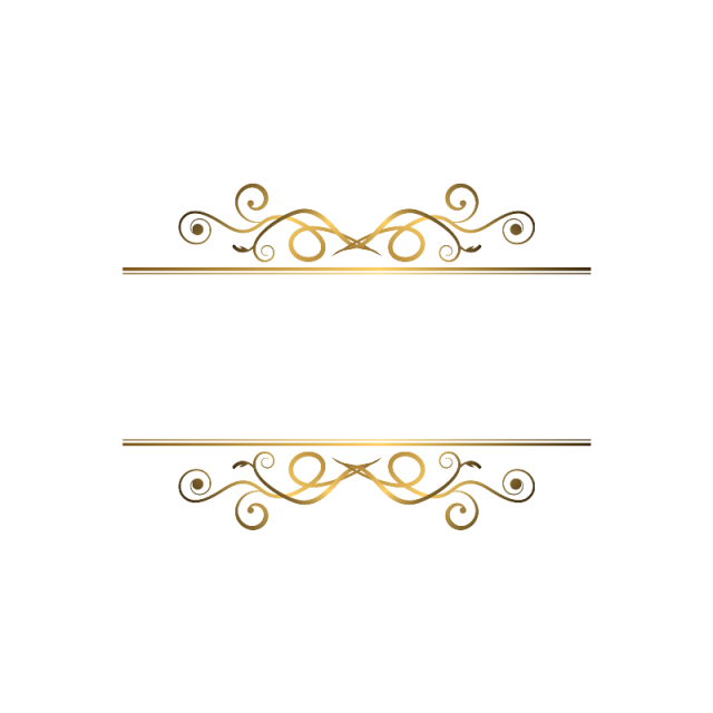 Luxury Ornament Frame, Luxury, Background, Decorative PNG and Vector.