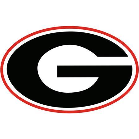 Georgia Bulldog Logo Clip Art, Georgia Bulldogs Logo Fathead Wall.
