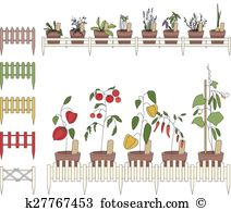 Window sill Clipart Illustrations. 339 window sill clip art vector.