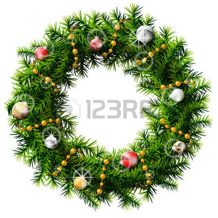 35,295 Decorative Wreath Stock Vector Illustration And Royalty.