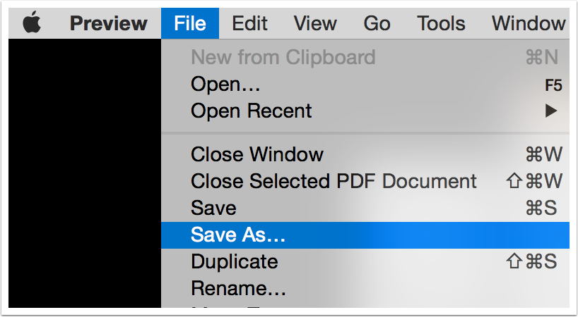 How to Reduce the File Size of a PDF Using Preview.