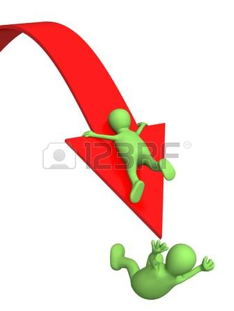 2,421 Falling Arrow Stock Vector Illustration And Royalty Free.