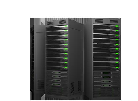 Dedicated Server Transparent PNG.