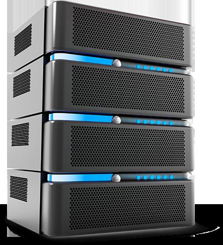 Dedicated Server PNG Pic.