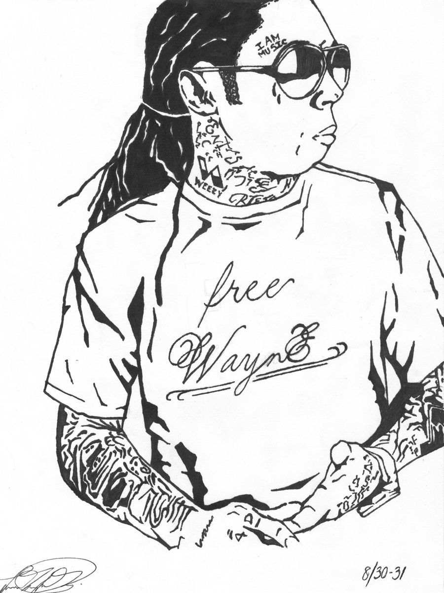 Lil Wayne Dedication 3 by TeeDee03 on DeviantArt.