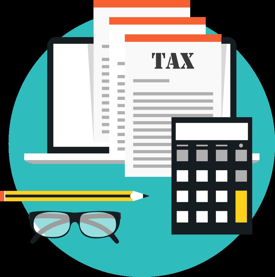 Tax clipart tax deduction, Tax tax deduction Transparent.