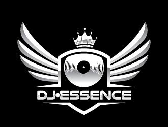 Dj.Essence logo design.