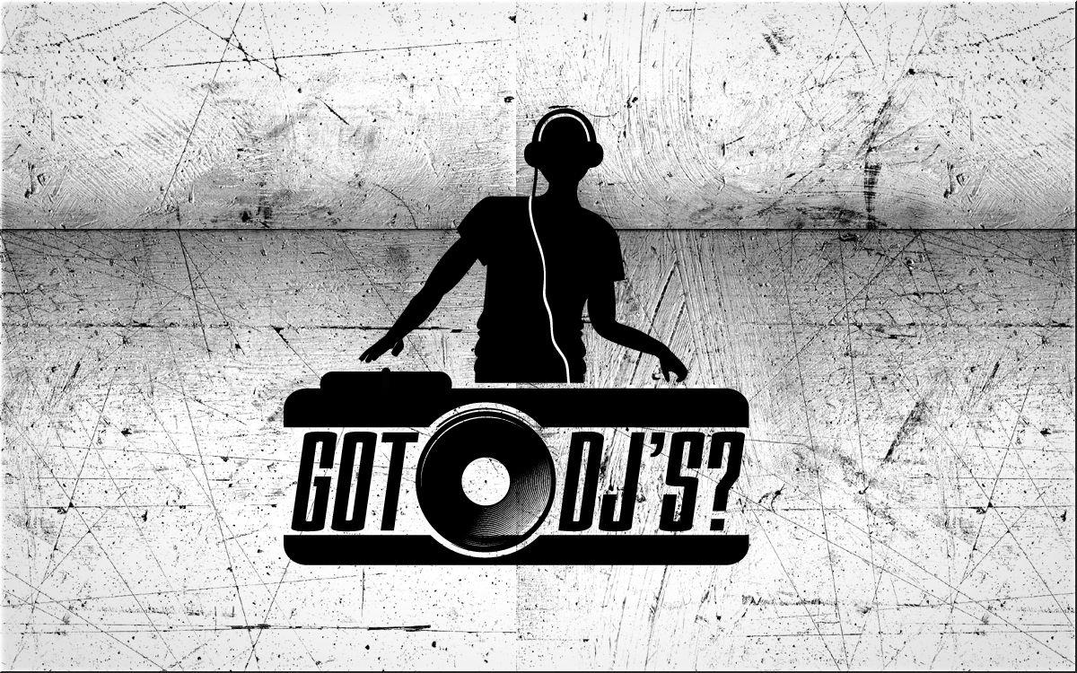 DJ Music Logo in 2019.