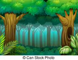 Deep forest Clipart Vector Graphics. 253 Deep forest EPS clip art.