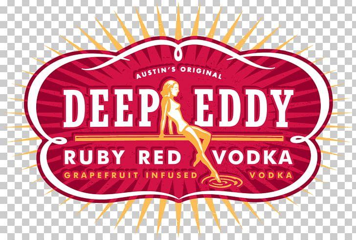 Deep Eddy Vodka Distillery Logo Distillation Brand PNG.