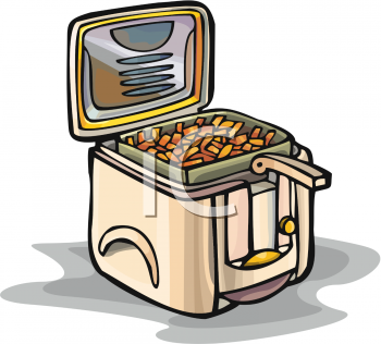 Royalty Free French Fries Clipart.