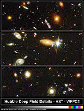 Hubble Telescope ★ Space Photographs Page 1: Deep and Ultra Deep.