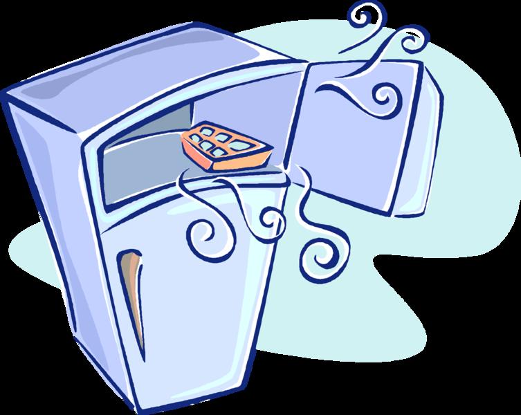Freezer clipart free.