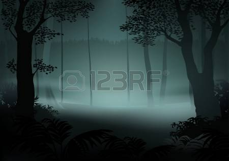 556 Deep Forest Stock Vector Illustration And Royalty Free Deep.