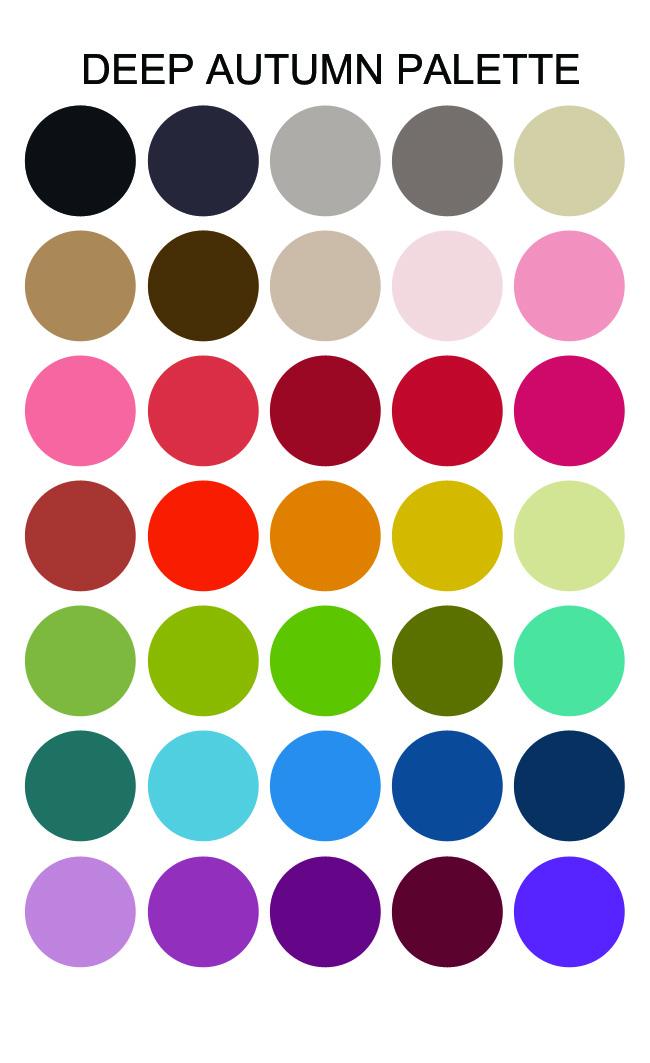1000+ images about Deep Autumn Palette on Pinterest.