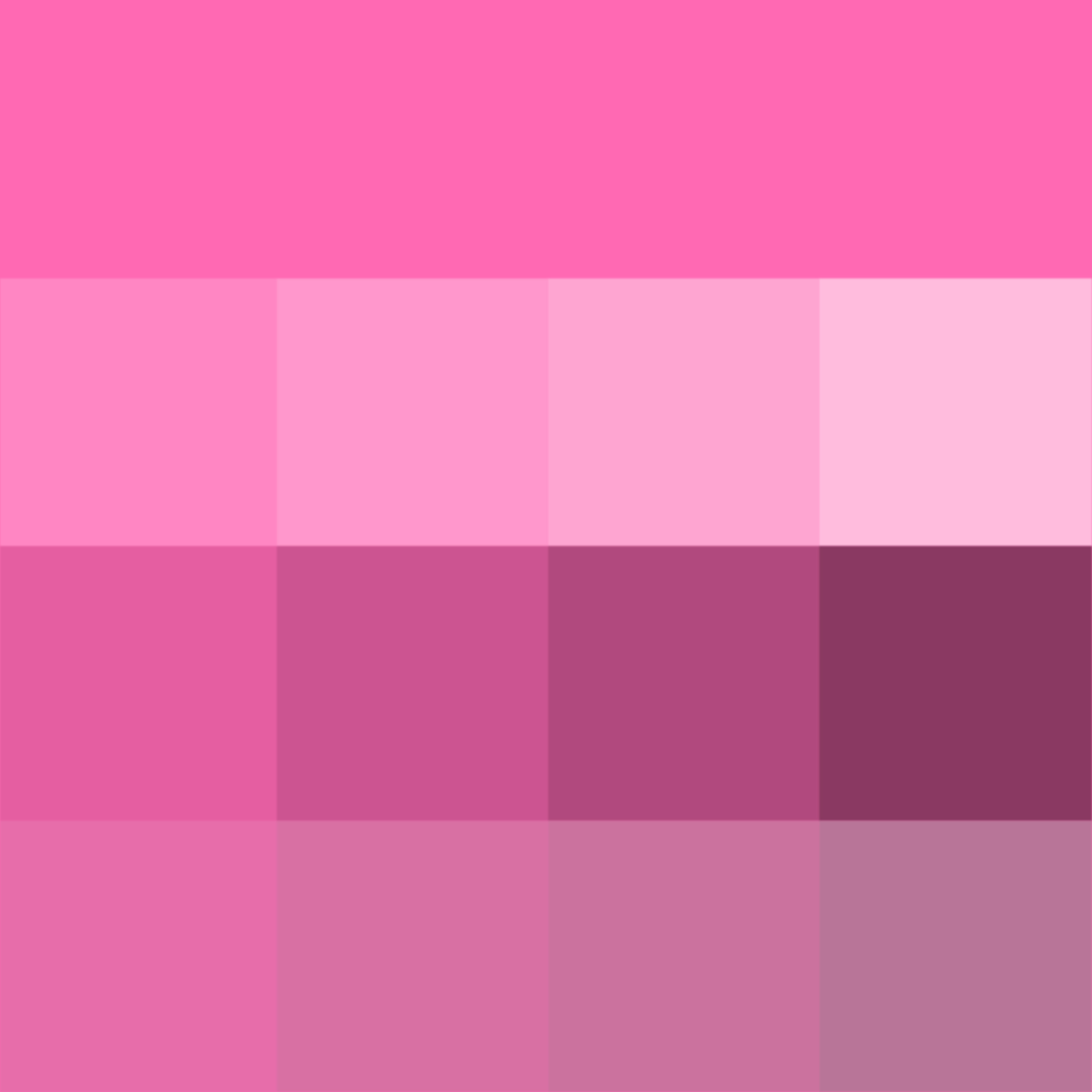 Orange Hue, Tints, Shades & Tones (Hue) ( pure color ) with Tints.