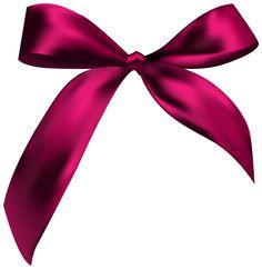 Pink Ribbon PNG Clipart.