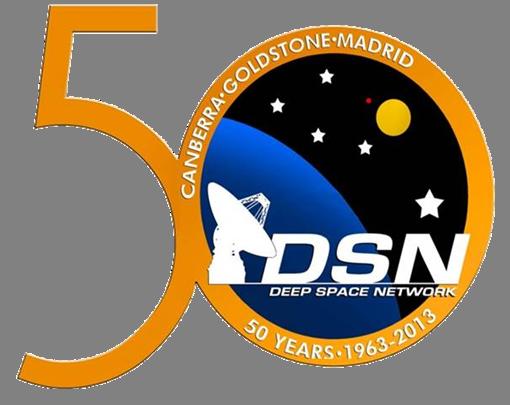 NASA Deep Space Network.