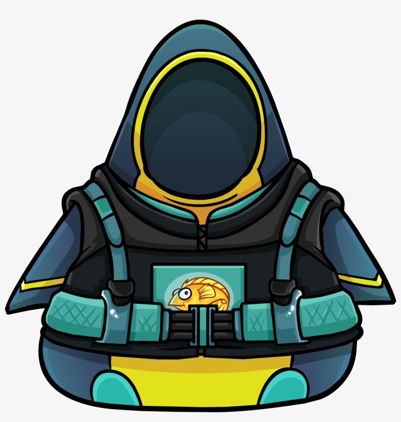 Deep Sea Diving Suit.