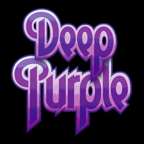 Deep purple Logos.