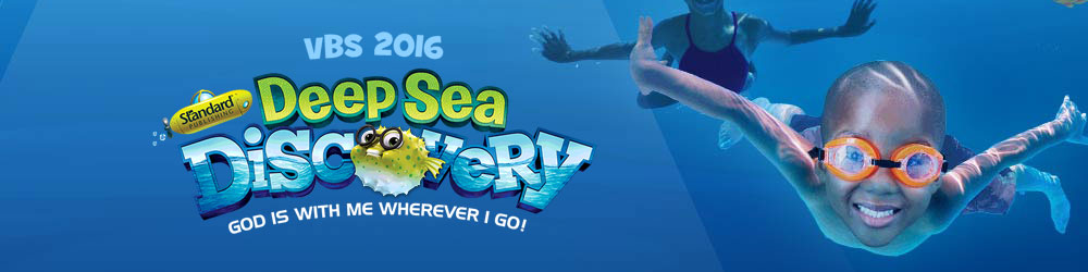 Deep Sea Discovery VBS.
