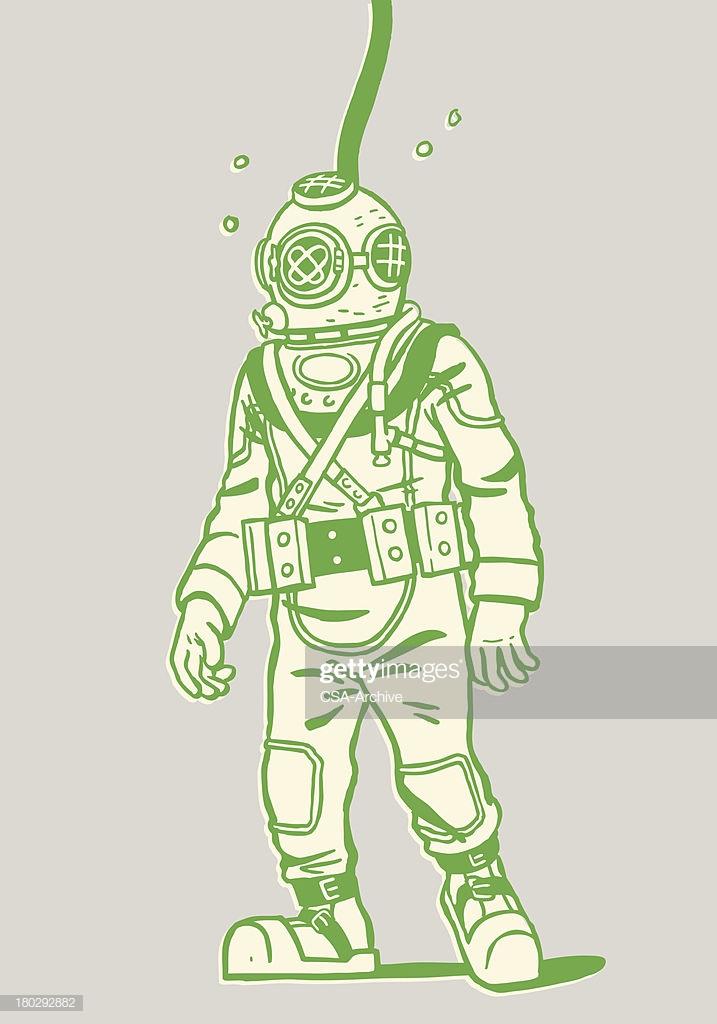 60 Top Deep Sea Diving Stock Illustrations, Clip art, Cartoons.