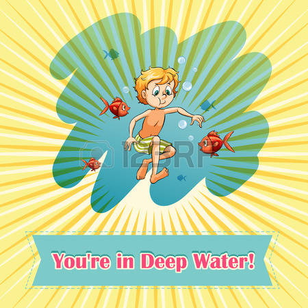 21,210 Deep Water Stock Illustrations, Cliparts And Royalty Free.