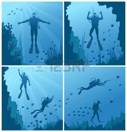 1,330 Deep Water Creature Stock Vector Illustration And Royalty.