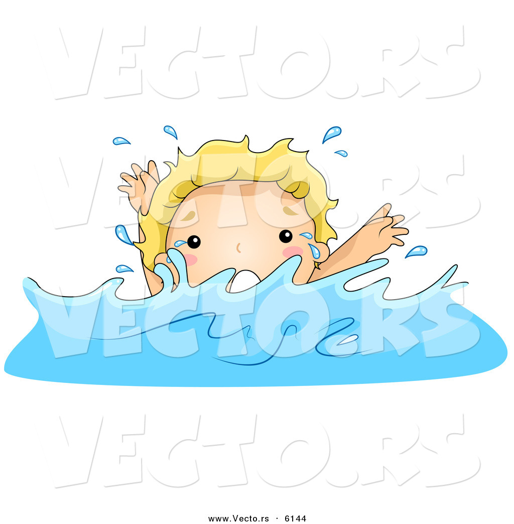 Drowning Cartoons - cartooncollections.com