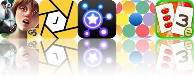 Today's Apps Gone Free: Deep Town, FrameLapse, Dream.