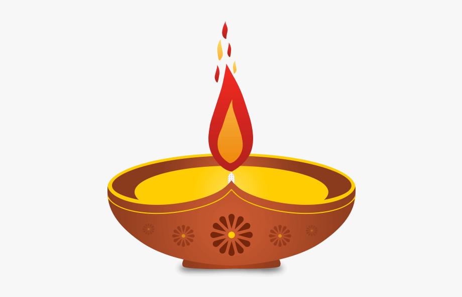 Diya Diwali Png Image File.