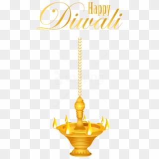 Diya Diwali Vector Free Png Picture.