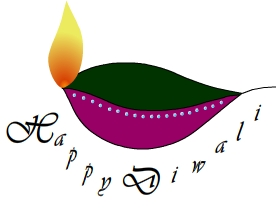Deepavali wishes clipart.