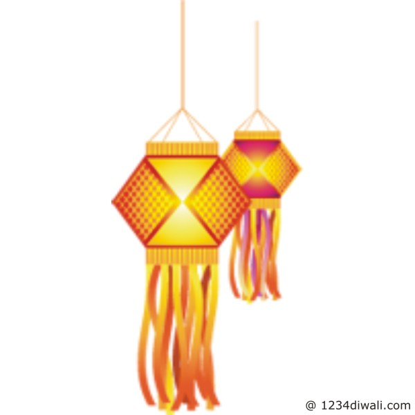 Collection of 14 free Lantern clipart diwali kandil aztec clipart.