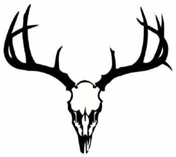 Deer antler clip art use these free images for your websites.