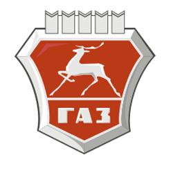 Red Deer Car Logo.