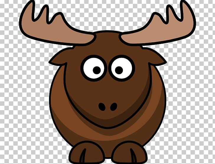 Elk Moose Cartoon Deer PNG, Clipart, Antler, Cartoon, Clip.