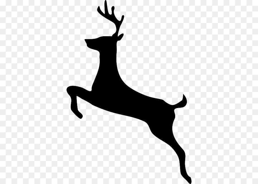 Free Deer Silhouette Drawing, Download Free Clip Art, Free.