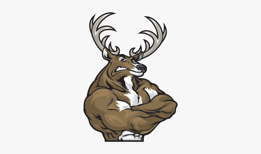 Moose Clipart Muscle.