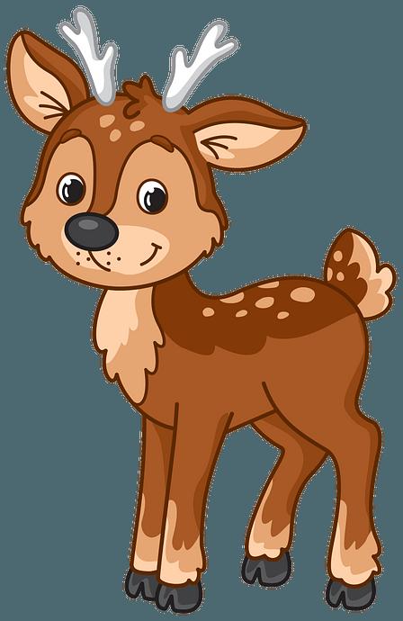Deer clipart. Free download..