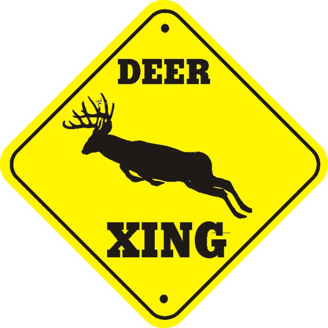 Free Deer Crossing Cliparts, Download Free Clip Art, Free.