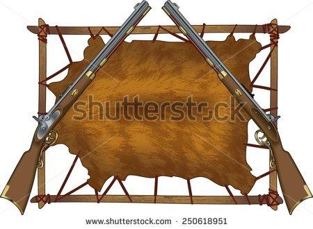 Muzzleloader Stock Vectors & Vector Clip Art.