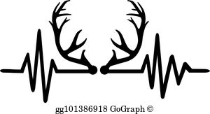 Antlers Clip Art.