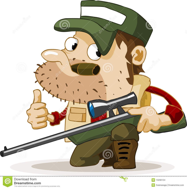 Deer Clipart   Free download on ClipArtMag   Deer Hunting Cartoon Clipart