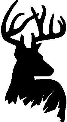Deer Hunting Clip Art.