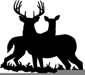 Free Clipart Of Deer Hunting.
